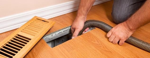 HVAC Duct Cleaning Knoxville